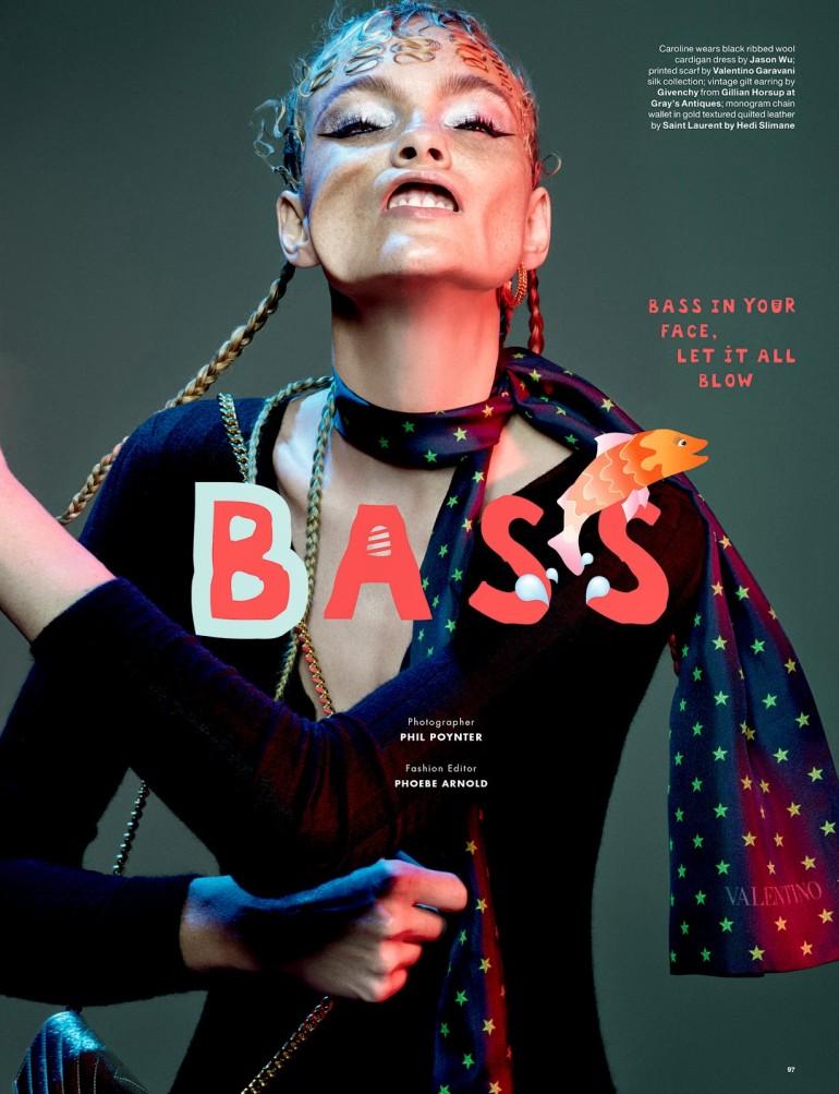 Phil Poynter 'Bass' for Love #12 1