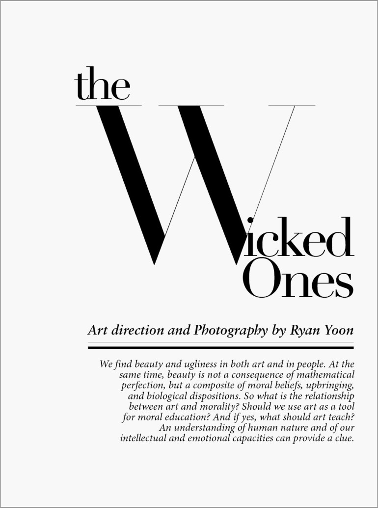 'The Wicked Ones' Ryan Yoon The Ground 1