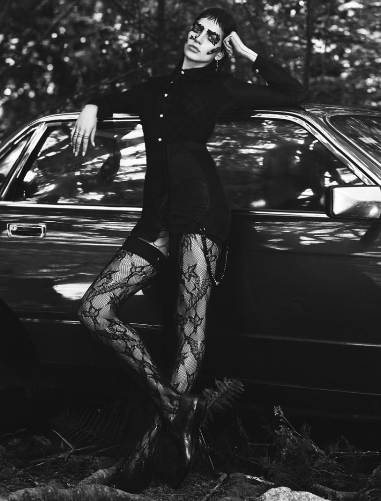 Amanda Wellsh By Txema Yeste For Numéro #177 4