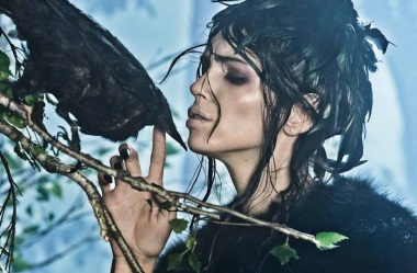 Amanda Wellsh 'Hokus Pokus' Giampaolo Sgura For Interview Germany 9