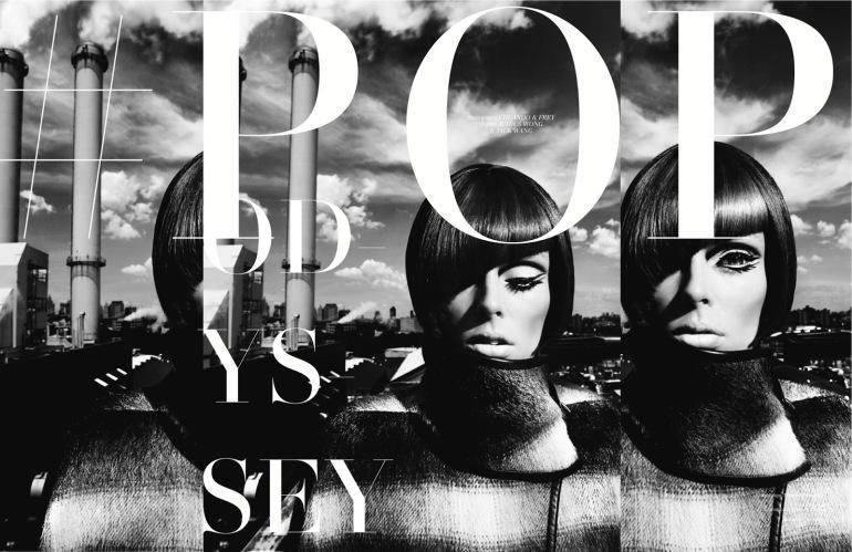 Coco Rocha By Chuando & Frey For L'officiel Singapore 4