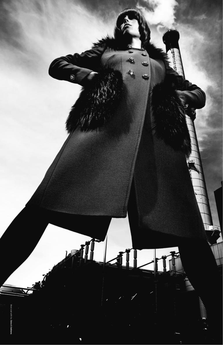Coco Rocha By Chuando & Frey For L'officiel Singapore 9