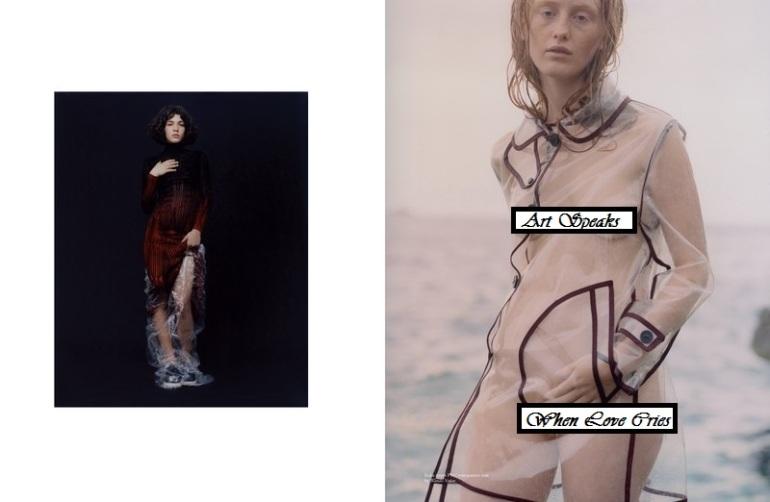 'Fashion' by Harley Weir for Pop Magazine A.W 2014 2