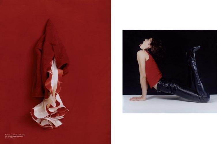 'Fashion' by Harley Weir for Pop Magazine A.W 201412