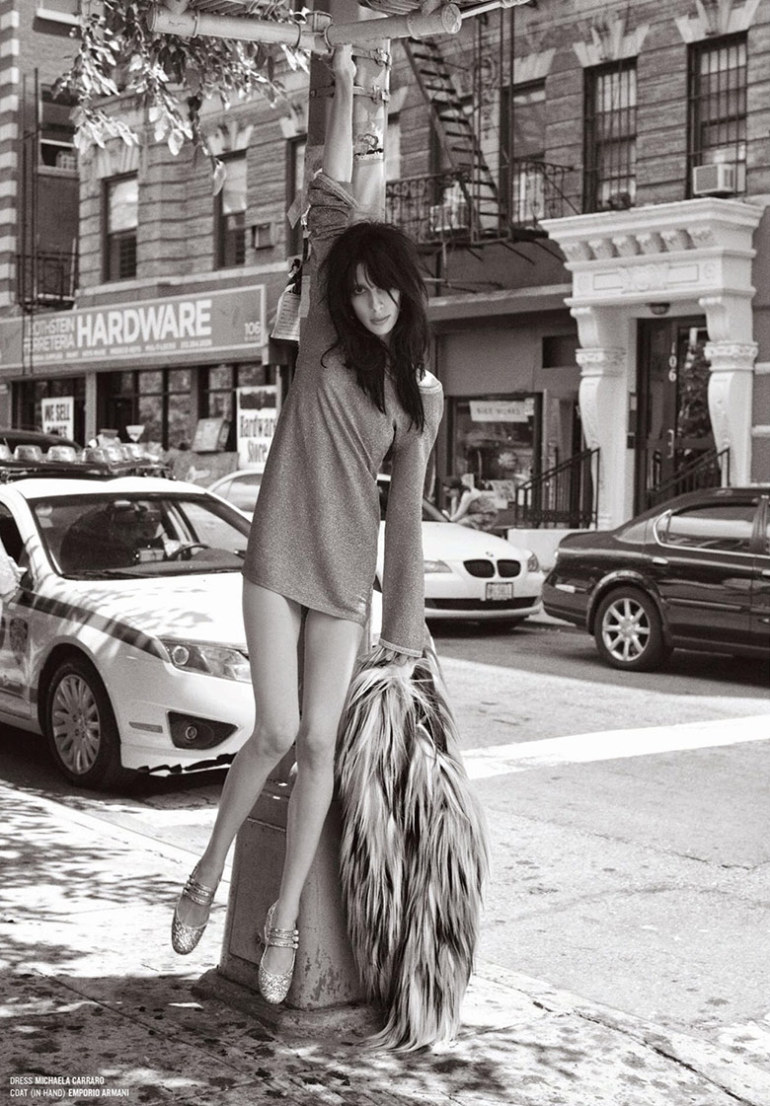 Jamie Bochert by Sebastian Faena for V Magazine