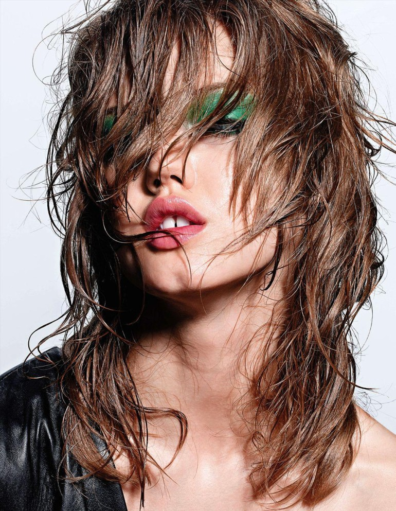 Lindsey Wixson By Richard Burbridge For Interview Germany 10