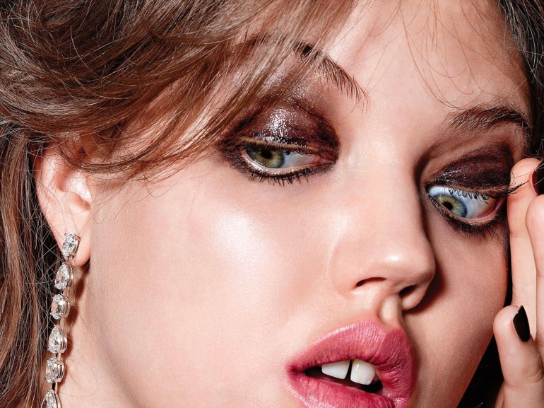 Lindsey Wixson By Richard Burbridge For Interview Germany 6