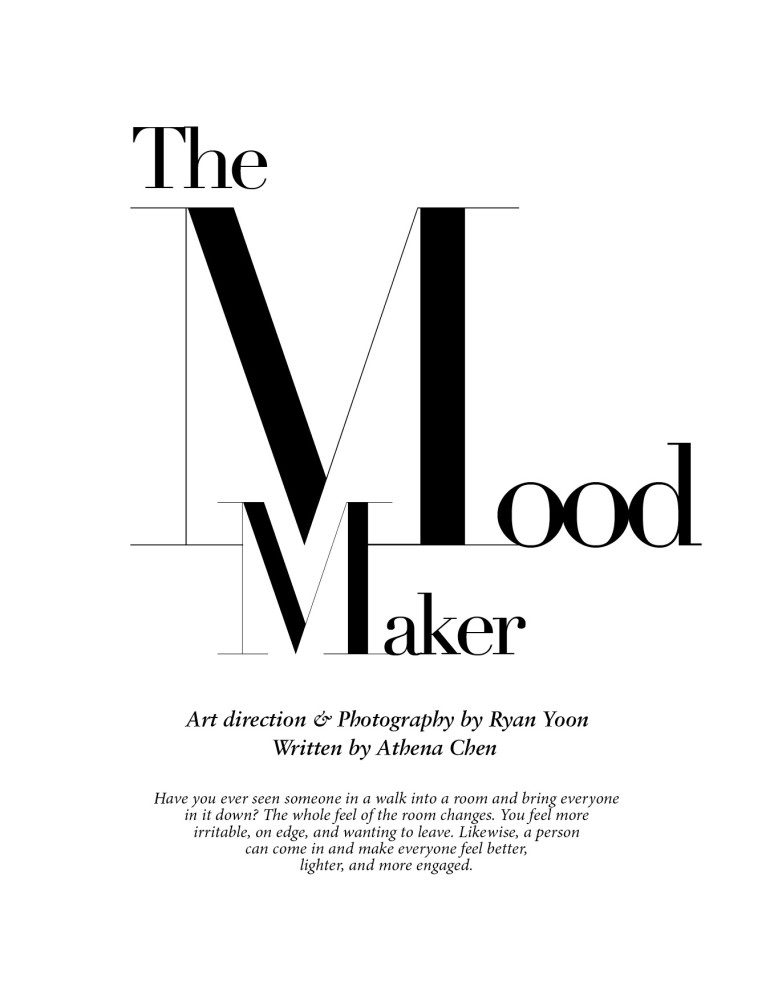 'Mood Maker' The Ground Magazine 2