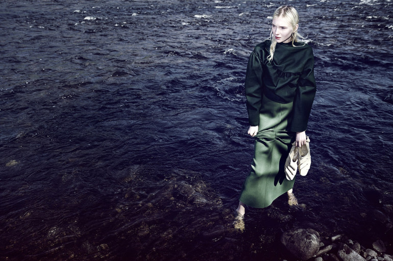 Nastya Sten & Sophie Touchet By Phil Poynter For Vogue Germany 12
