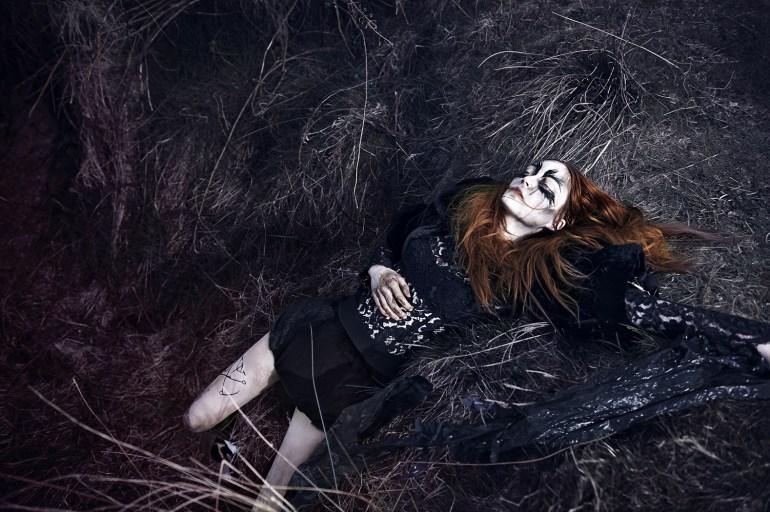 Nastya Sten & Sophie Touchet By Phil Poynter For Vogue Germany 13