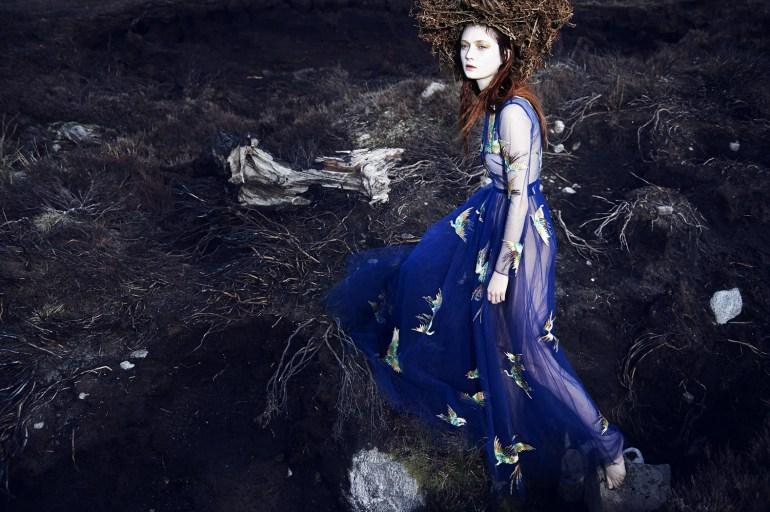 Nastya Sten & Sophie Touchet By Phil Poynter For Vogue Germany 17
