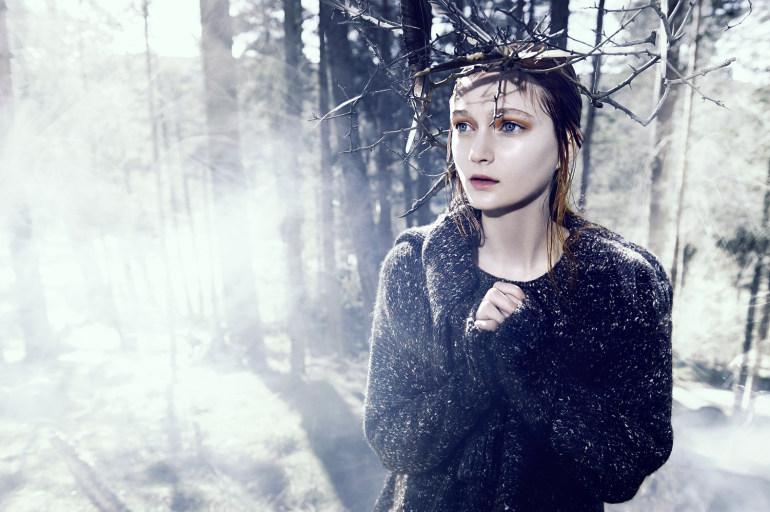 Nastya Sten & Sophie Touchet By Phil Poynter For Vogue Germany 21