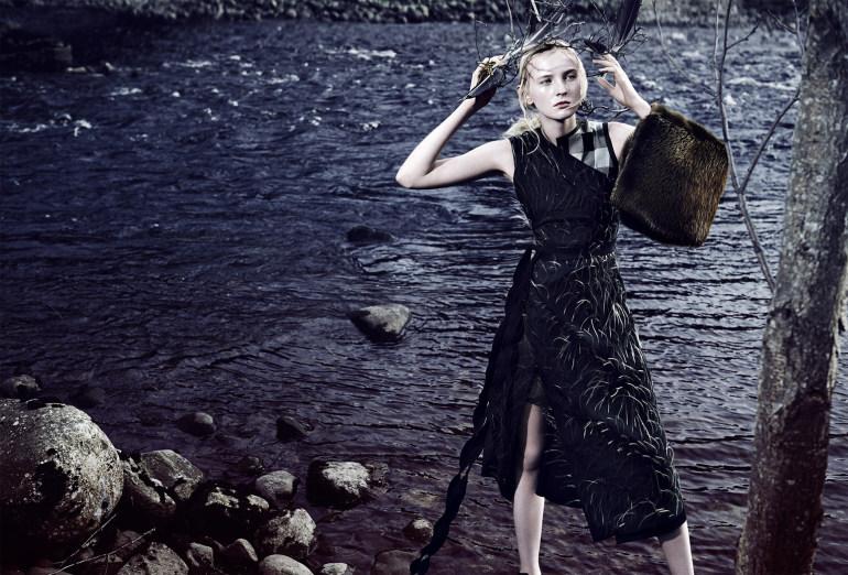 Nastya Sten & Sophie Touchet By Phil Poynter For Vogue Germany 3