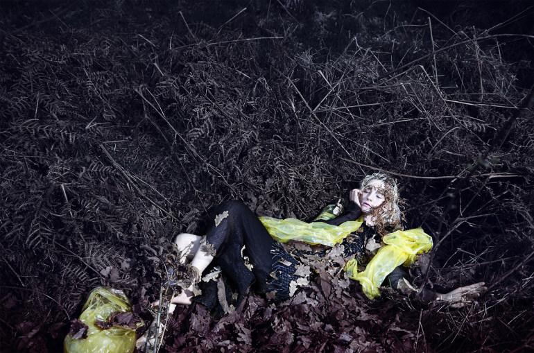 Nastya Sten & Sophie Touchet By Phil Poynter For Vogue Germany 5