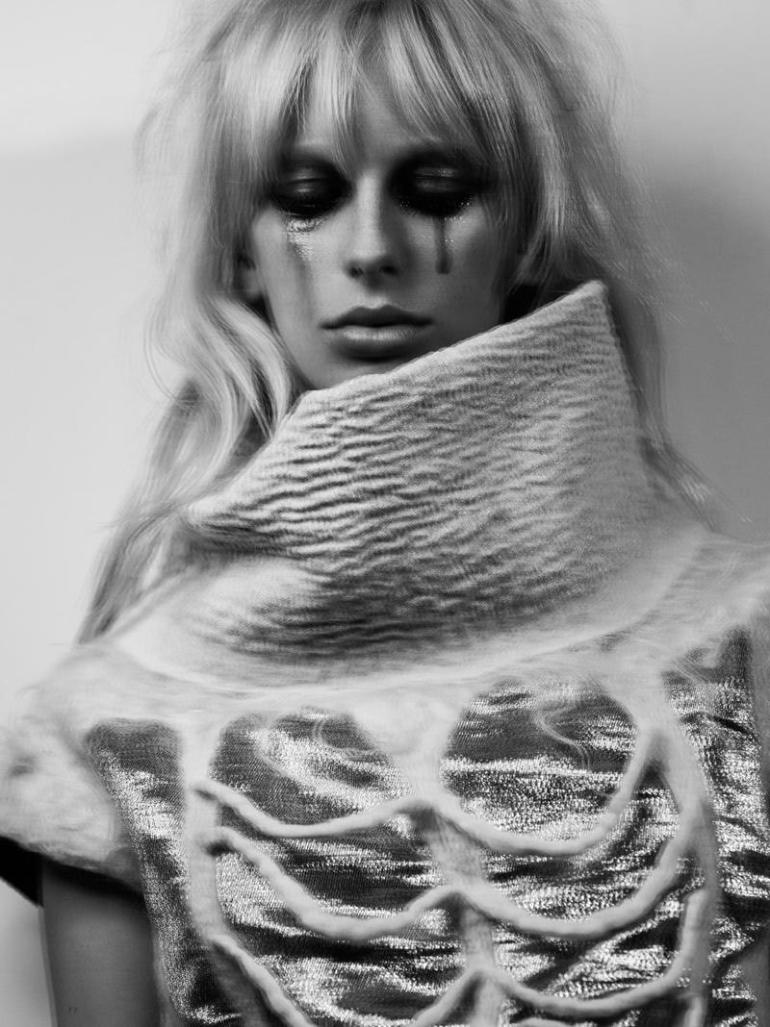Lili Sumner by Thomas Goldblum for Vulture Magazine 10