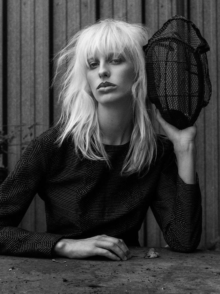 Lili Sumner by Thomas Goldblum for Vulture Magazine 15