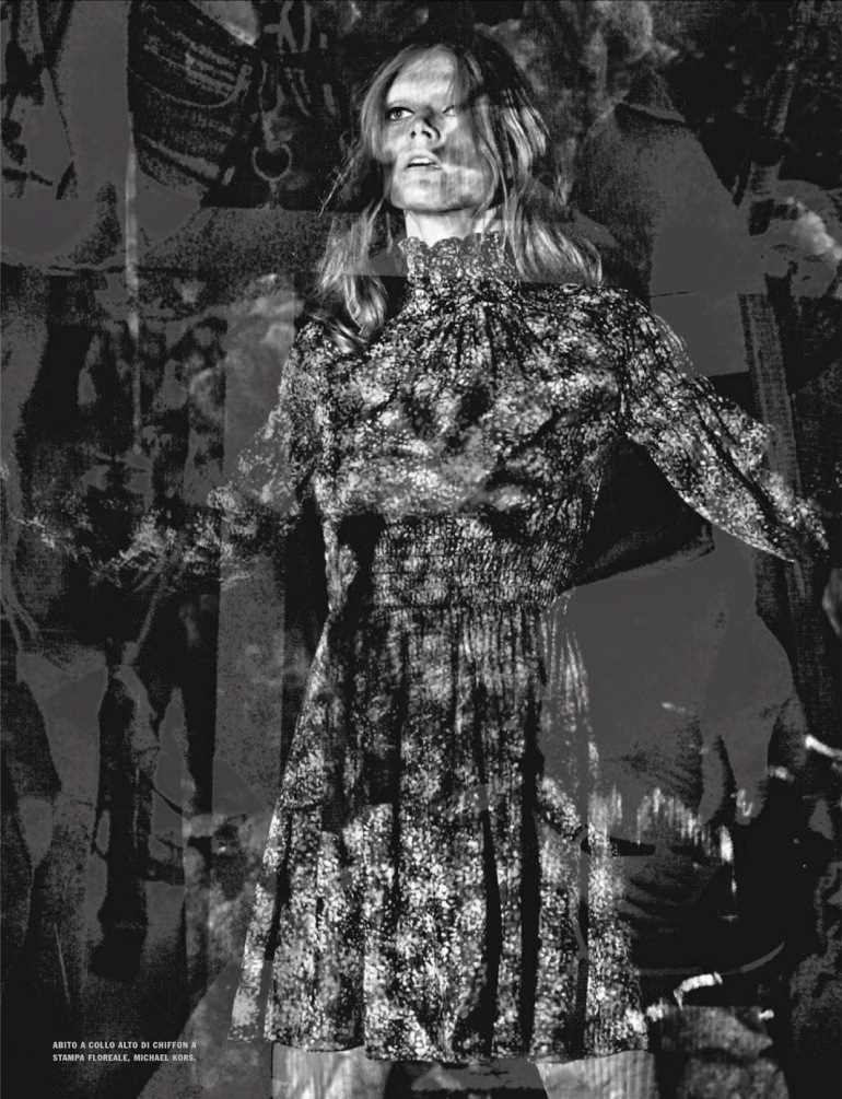 Malgosia Bela 'The Story of M' By Craig Mcdean For Vogue Italia 12