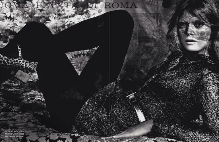 Malgosia Bela 'The Story of M' By Craig Mcdean For Vogue Italia 13