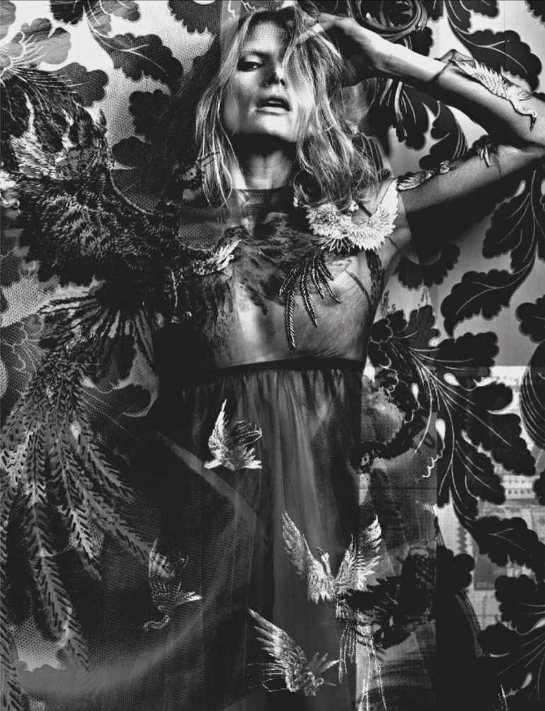 Malgosia Bela 'The Story of M' By Craig Mcdean For Vogue Italia 14