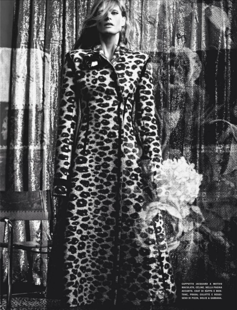Malgosia Bela 'The Story of M' By Craig Mcdean For Vogue Italia 6