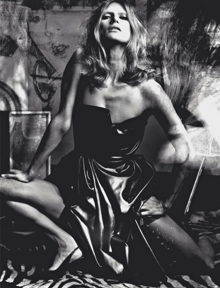 Malgosia Bela 'The Story of M' By Craig Mcdean For Vogue Italia