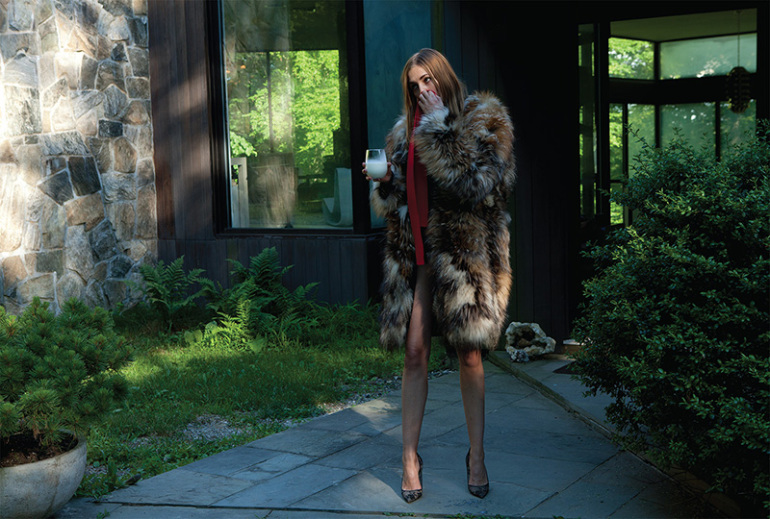 Nadja Bender for Muse Magazine 2