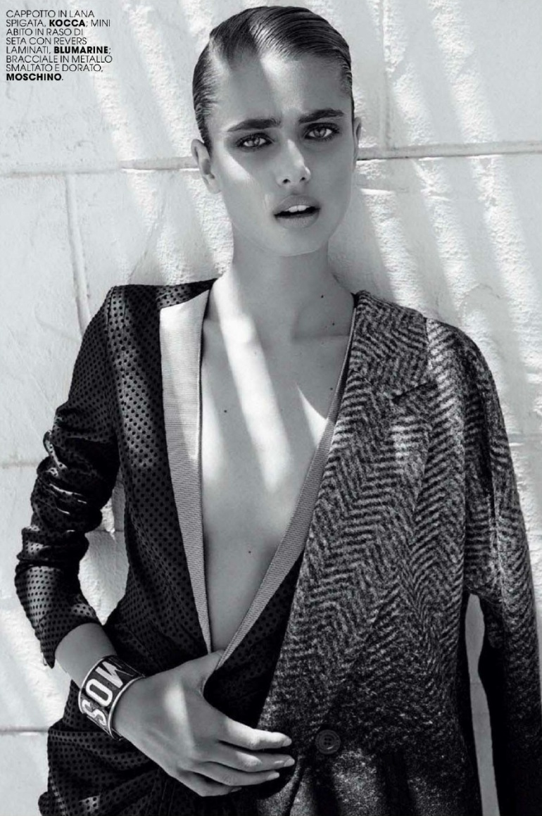 Taylor Marie Hill in 'Oversize' By Nagi Sakai For Marie Claire Italia 6