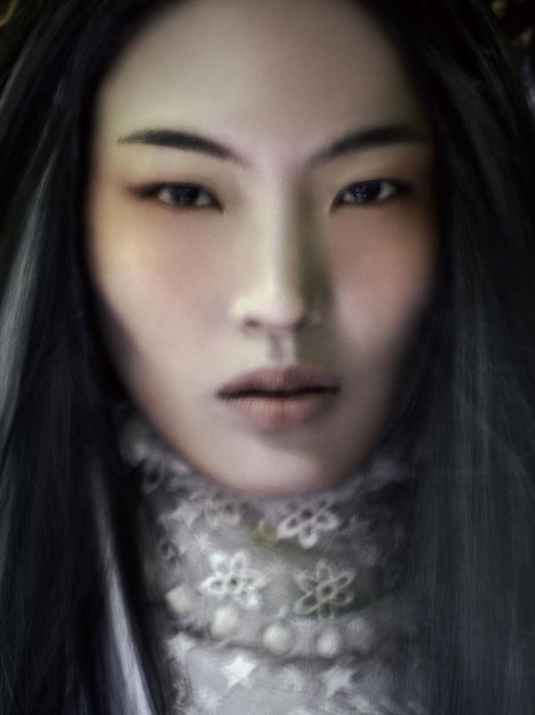Chiharu Okunugi By David Dunan For Vogue China3