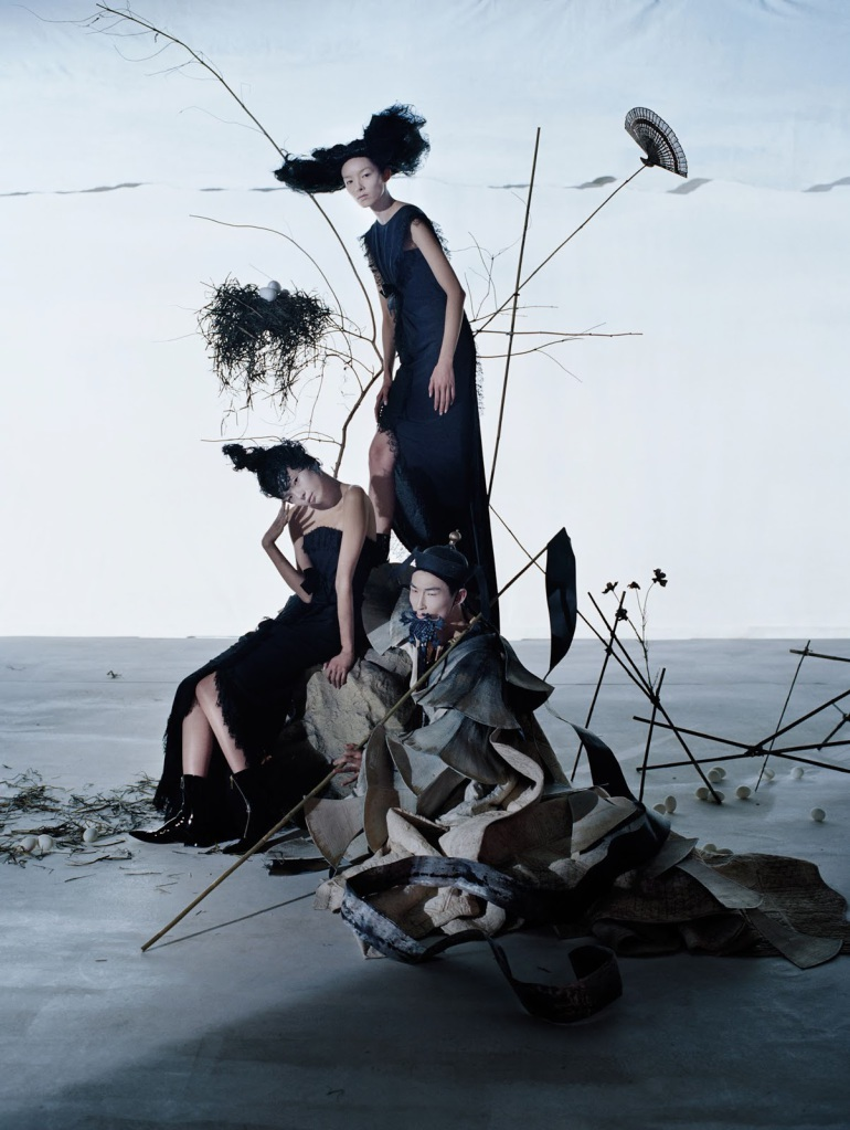 Tim Walker For Vogue China December 2014 1