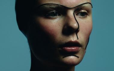 Alexandra Elizabeth Ljadov 'Thread Lighty' By Gregory Harris For Dazed 5