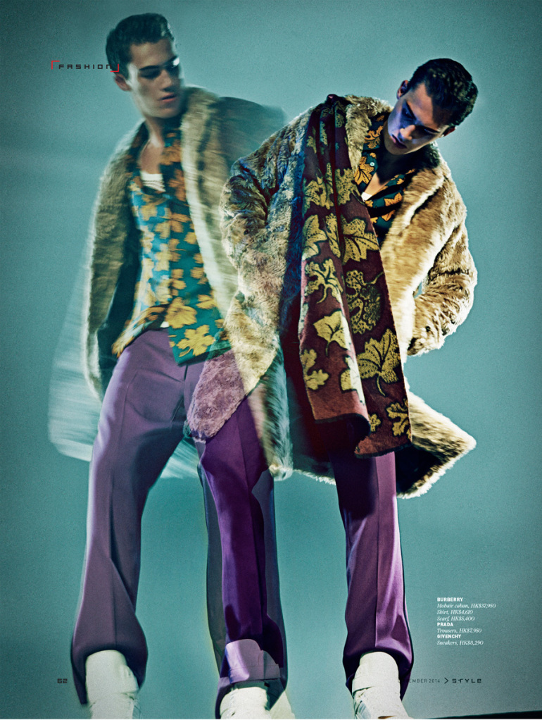 Angelo D'agostino For The South China Morning Post Style 4
