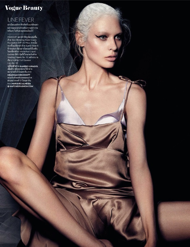 Billie Scheepers 'The New Silhouette' Vogue Thailaind 07