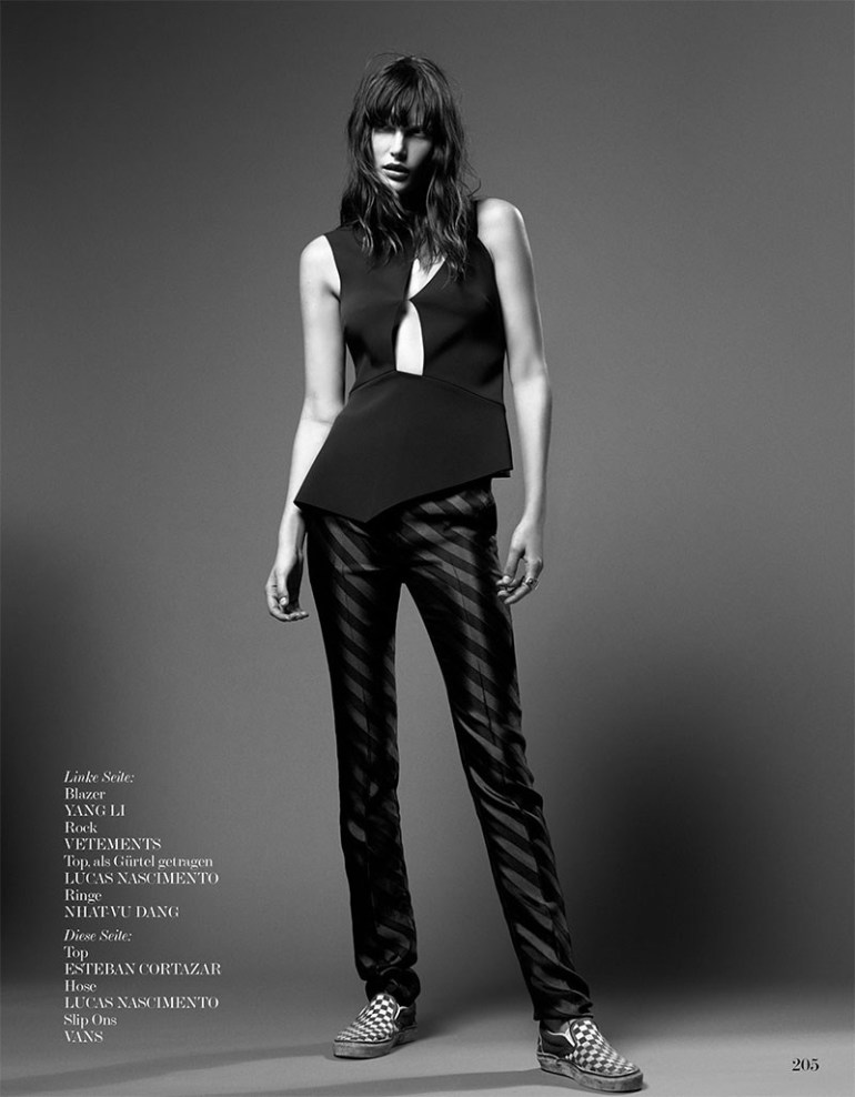Catherine Mcneil By Dario Catellani For Interview Germany 10