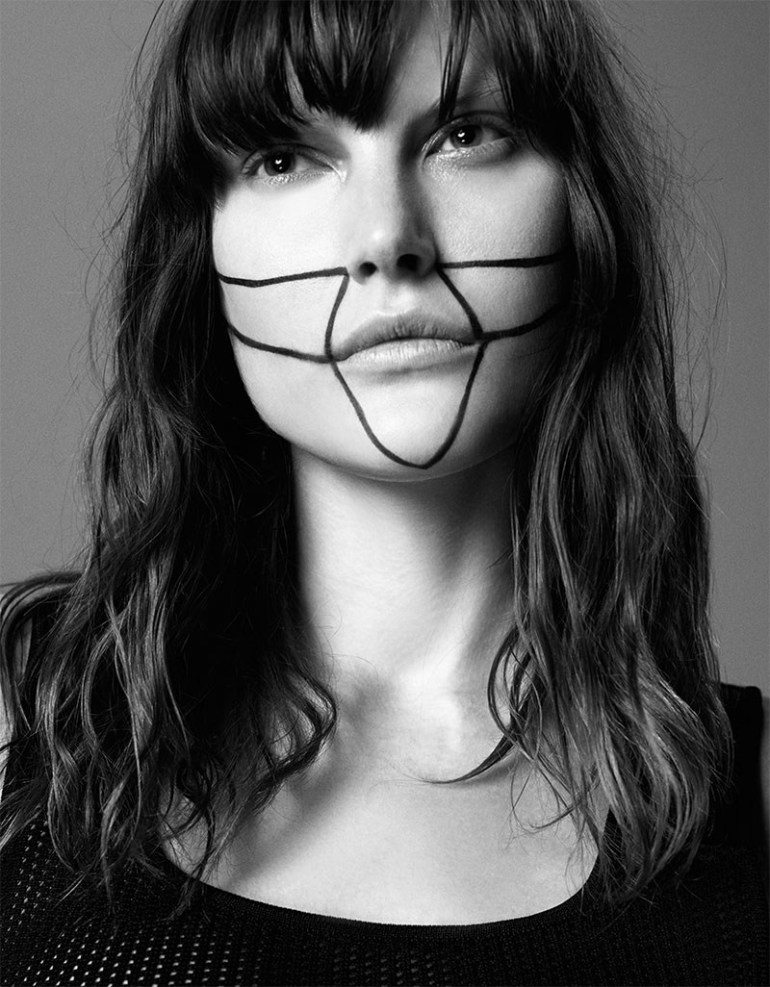 Catherine Mcneil By Dario Catellani For Interview Germany 12