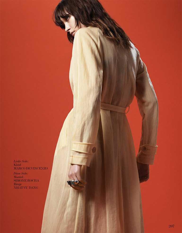 Catherine Mcneil By Dario Catellani For Interview Germany 13