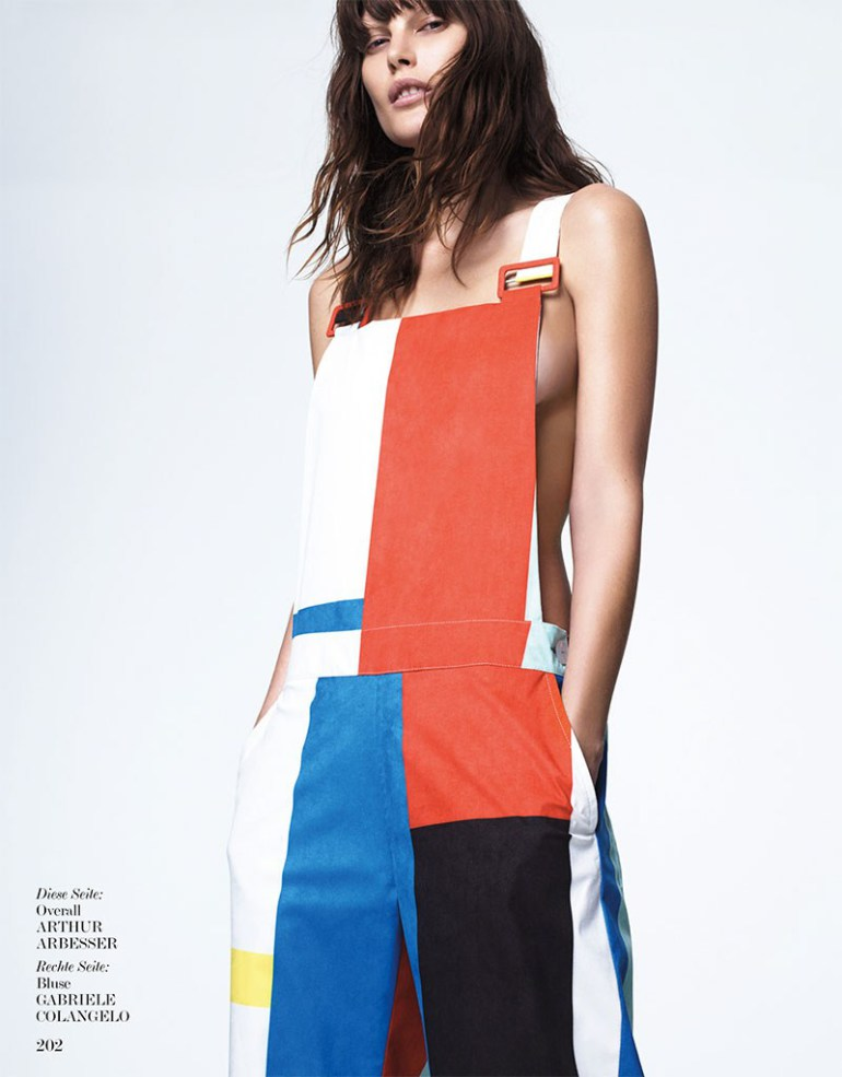 Catherine Mcneil By Dario Catellani For Interview Germany 6