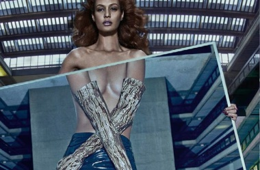 Joan Smalls by Steven Klein for Vogue Italia 8