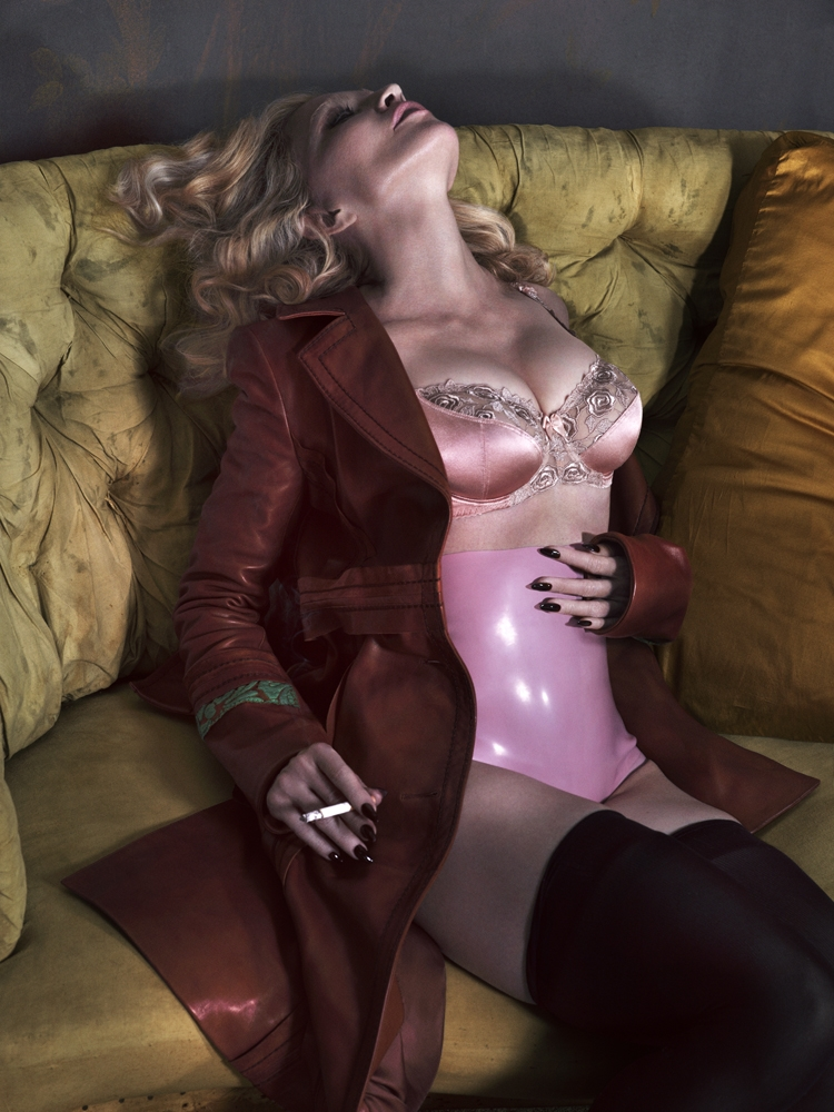 Madonna by Mert Alas & Marcus Piggott for Interview 1