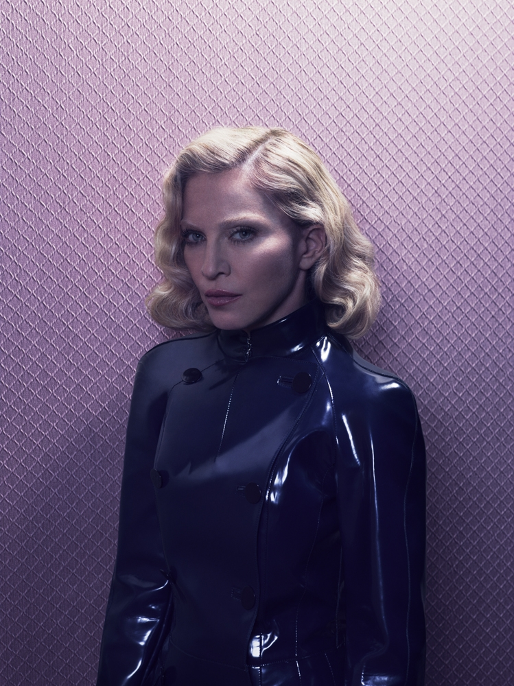 Madonna by Mert Alas & Marcus Piggott for Interview 4