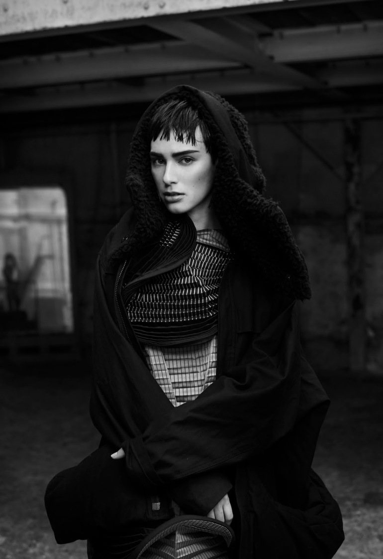 Margaux Brooke 'Walk the Dark' Nicolas Guerin For Revs Digital #7 12