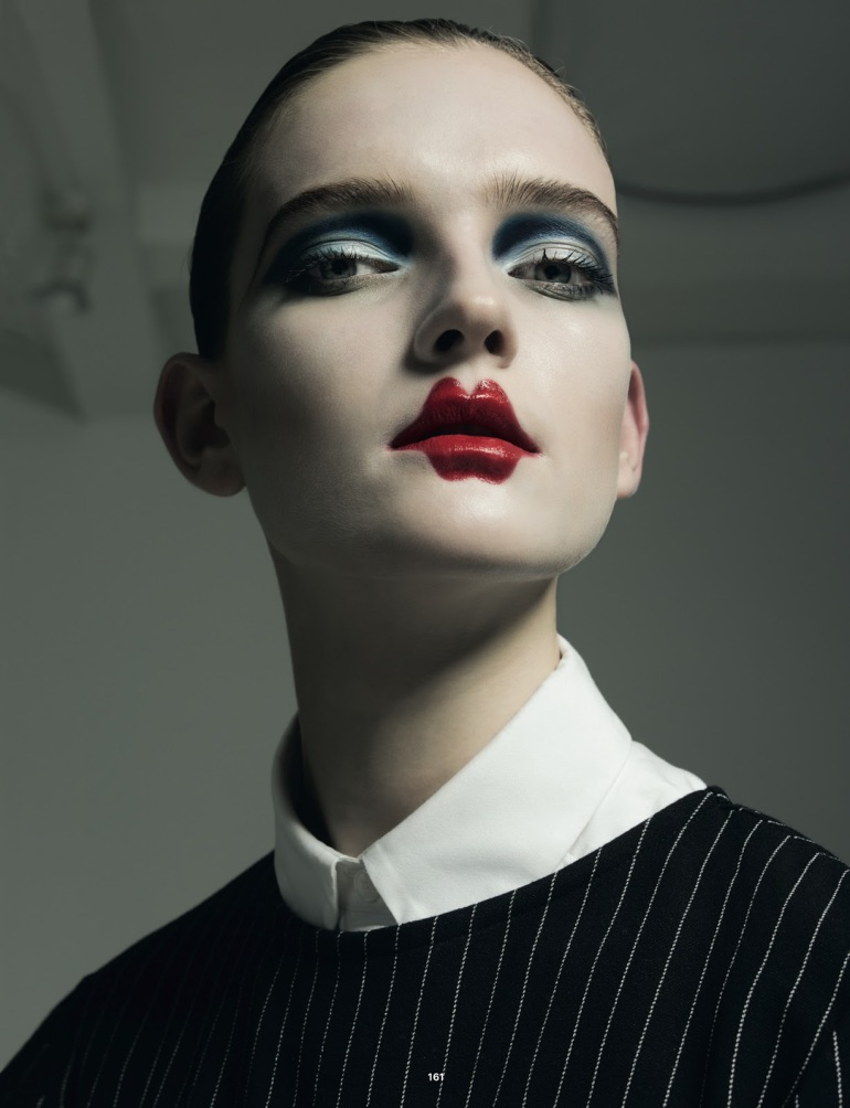 Pierre Debusschere 'Out of the Blue' For Dazed Winter 2014 9