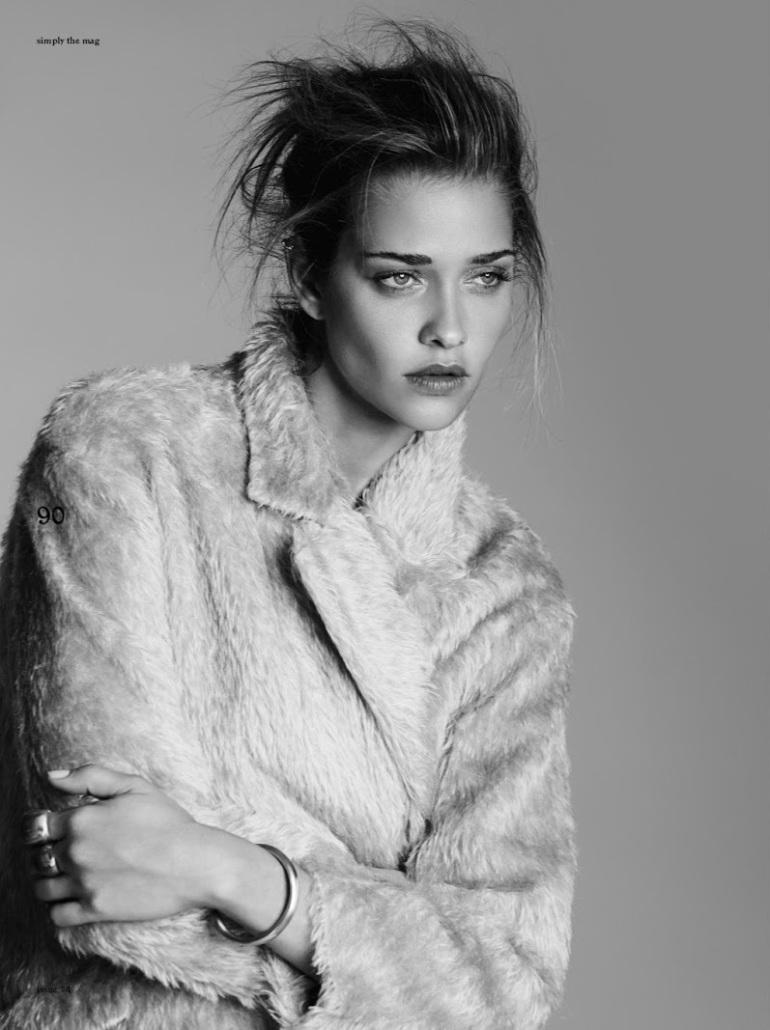 Ana Beatriz Barros By Gomillion & Leupold For Simply #4 3