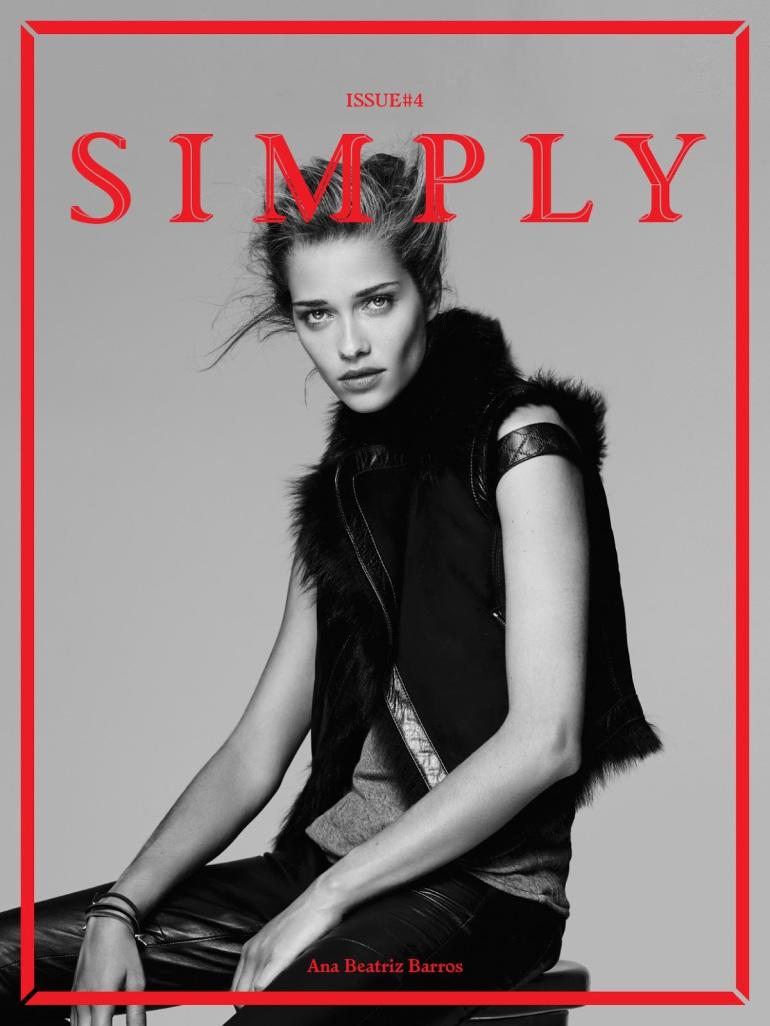Ana Beatriz Barros By Gomillion & Leupold For Simply #4 cover