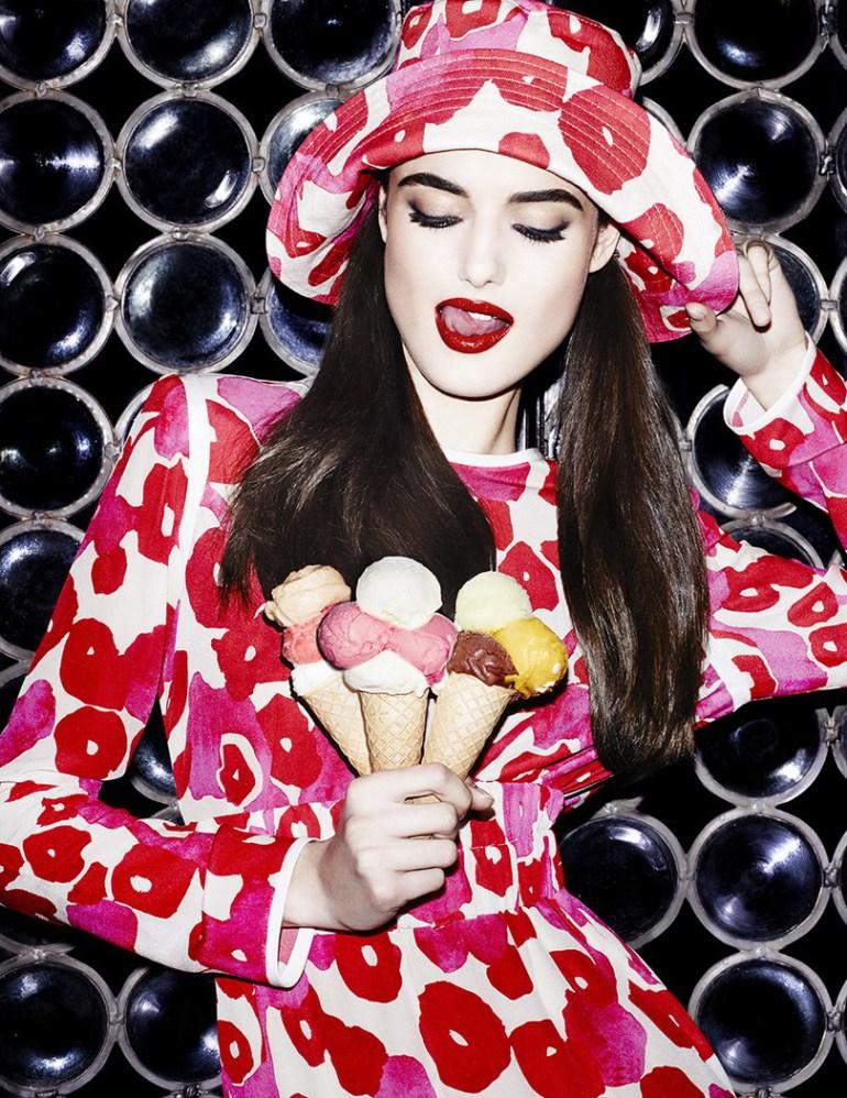 Blanca Padilla By Matt Irwin For Vogue Spain 6