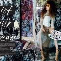 'Paint Your Dream' Jamie Nelson For Vision China
