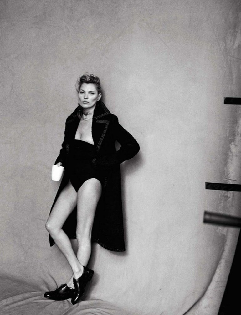 kate moss by peter lindbergh for vogue italia 8
