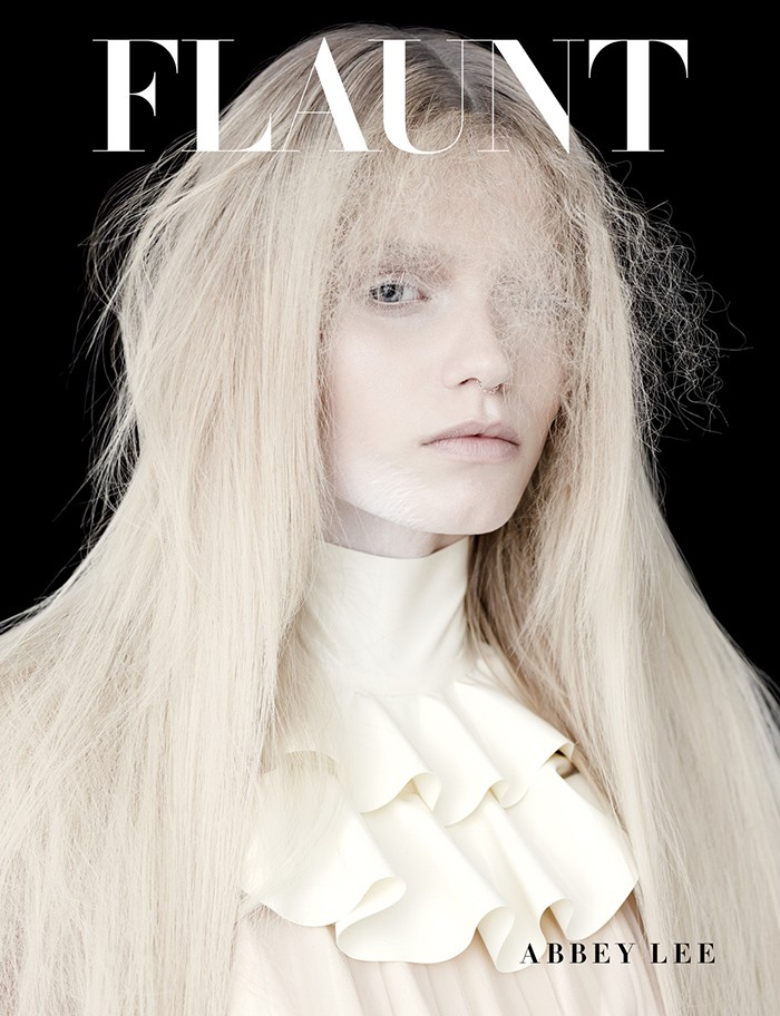 Abbey Lee for Flaunt 9