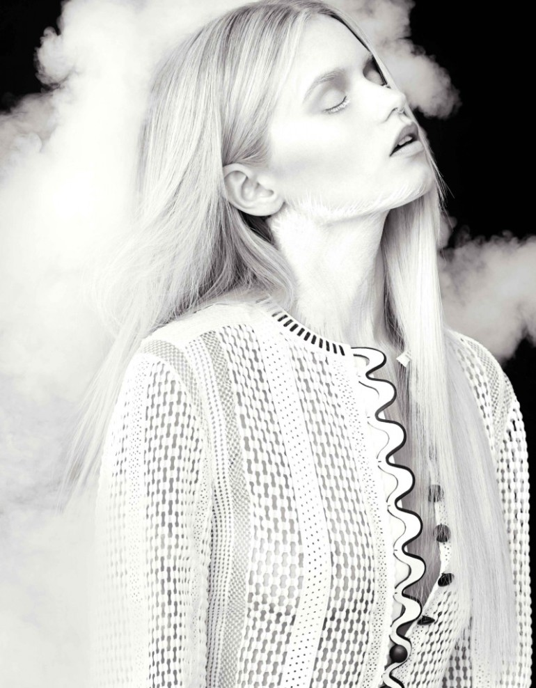 Abbey Lee for Flaunt Mag 13