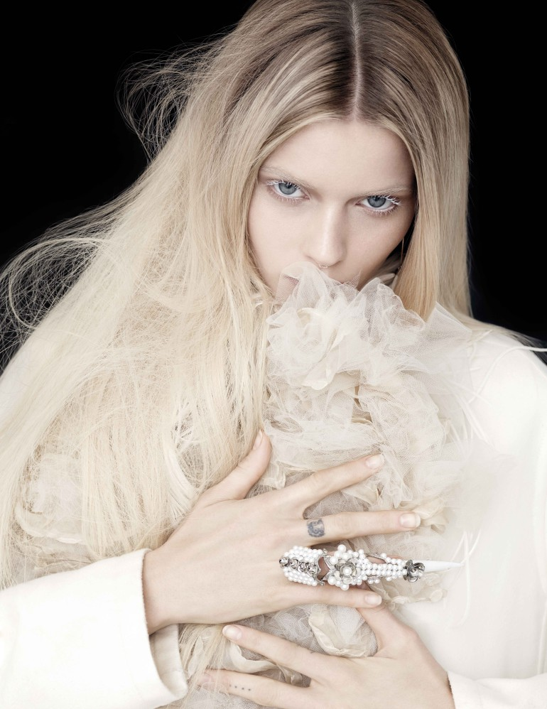Abbey Lee for Flaunt Mag 8