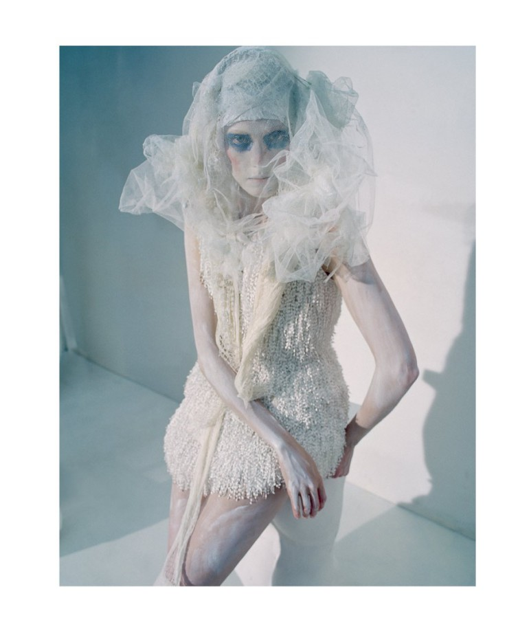 Agyness Deyn by Tim Walker for Love Magazine 23
